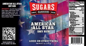 American All Star Label